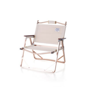 Coleman x Indigo Label Aluminum Low Chair