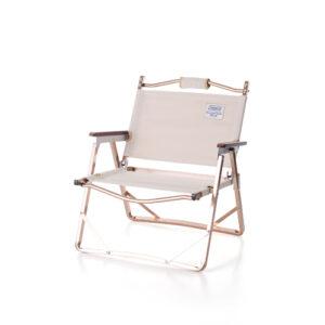 Coleman x Indigo Label Aluminum Low Chair