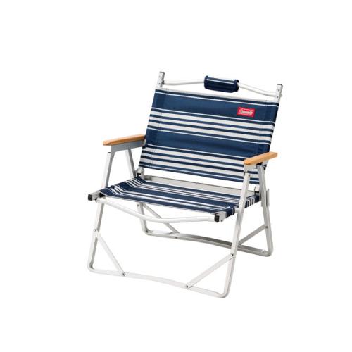 Coleman Aluminum Low Chair