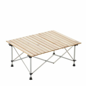 Coleman 90cm Wooden Foldable Table