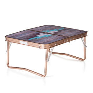 Coleman x Indigo Label Mini Table Mosaic Wood