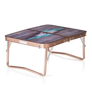 Coleman x Indigo Label Mini Table Mosaic Wood